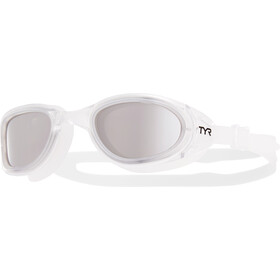 TYR Special Ops 2.0 Goggles Polarized Men, silver/clear